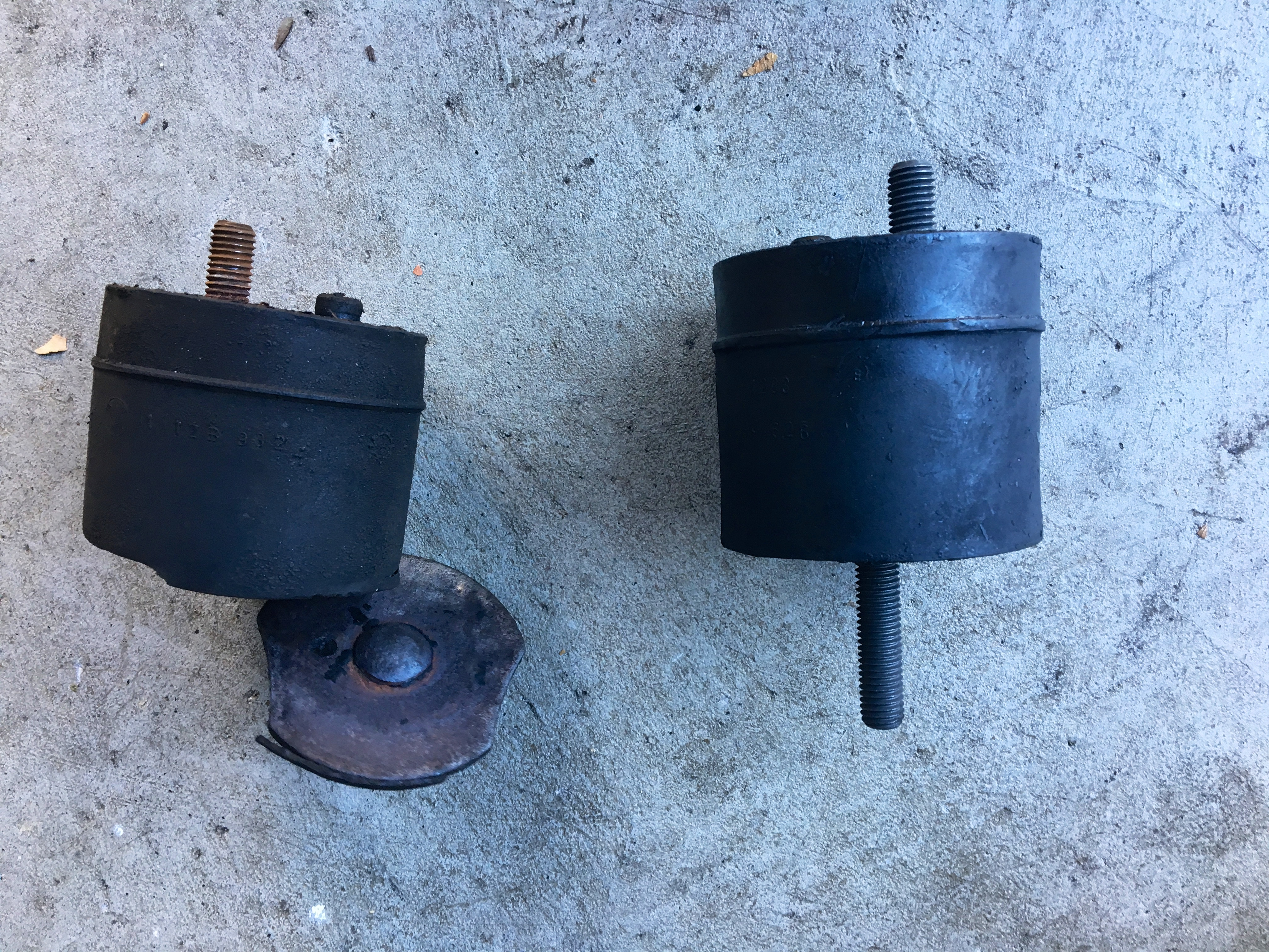 Replace Driver S Side Engine Mount 1988 Bmw E28 M5 Quot 1
